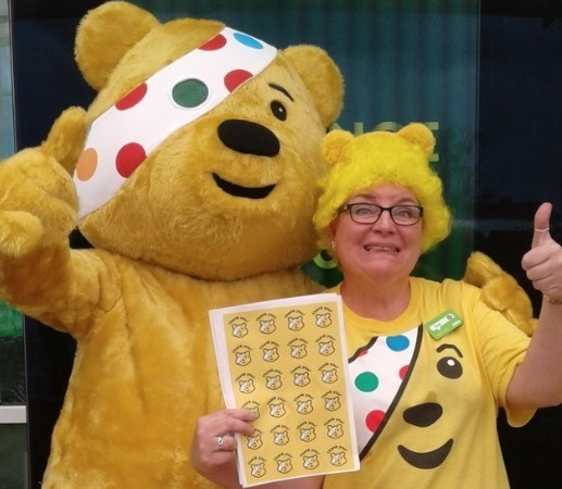 We're backing BBC Children in Need so more children can