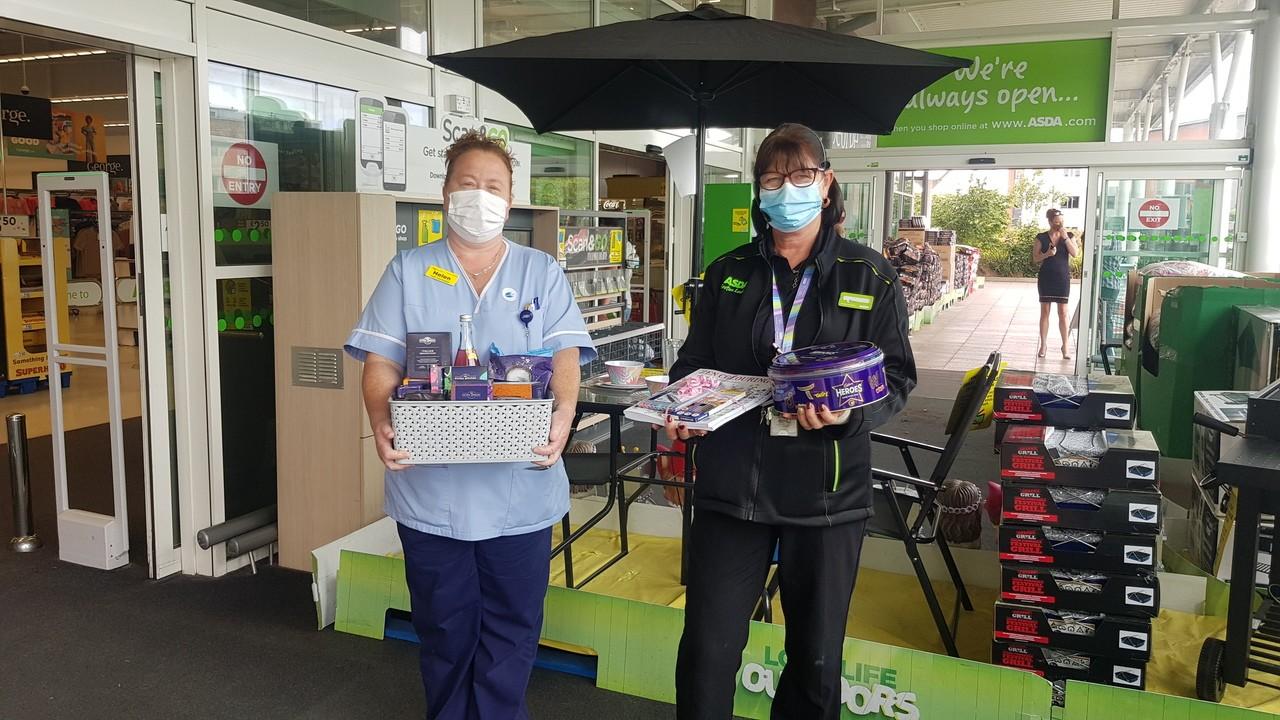 SupportingCharlton Lane Hospital | Asda Cheltenham