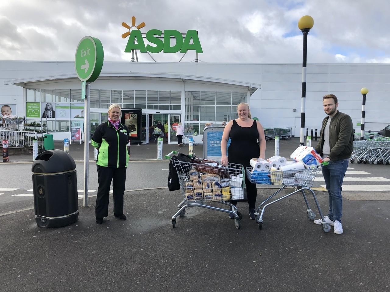 Half-term help for Phoenix Inham Community Kitchen | Asda Derby