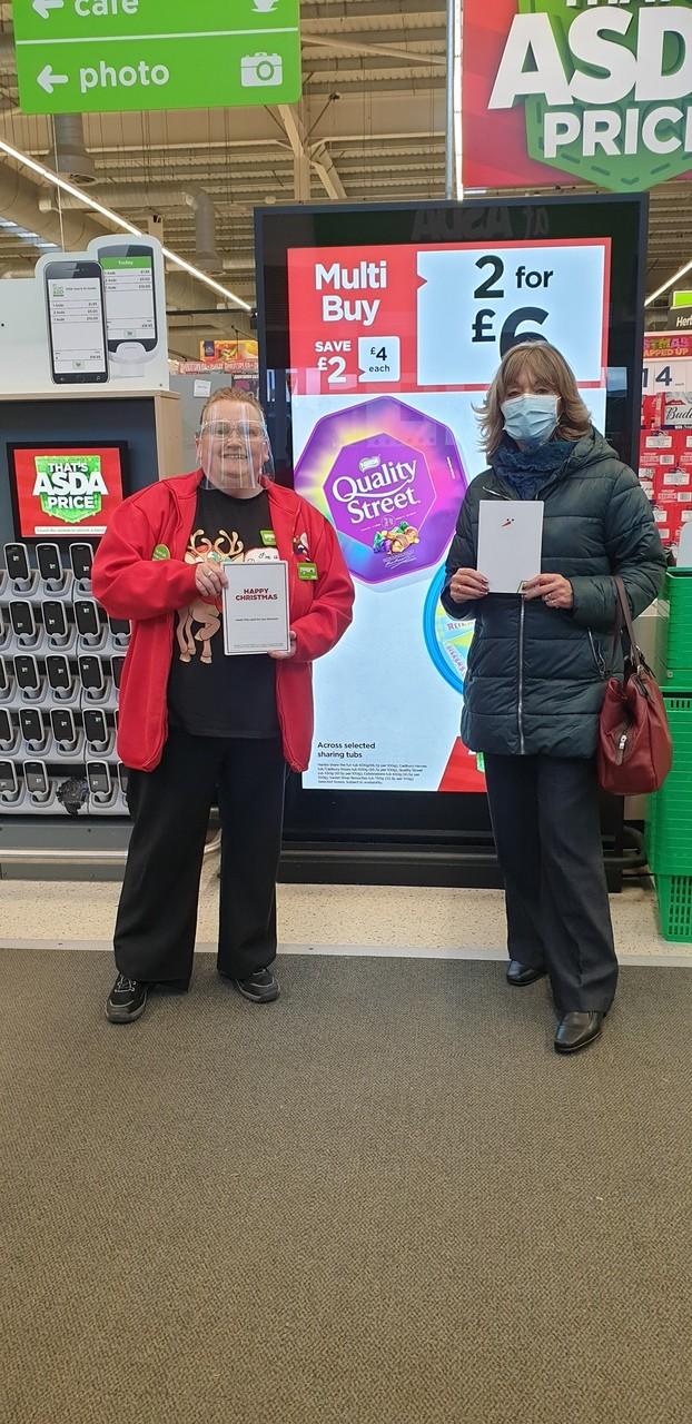 Birkdale Primary Christmas Cards | Asda Southport