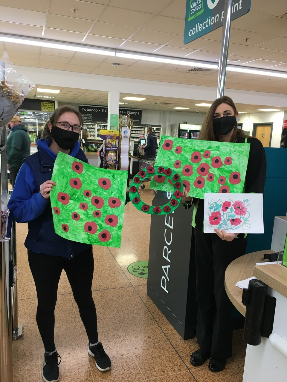 Poppy pictures | Asda Longwell Green