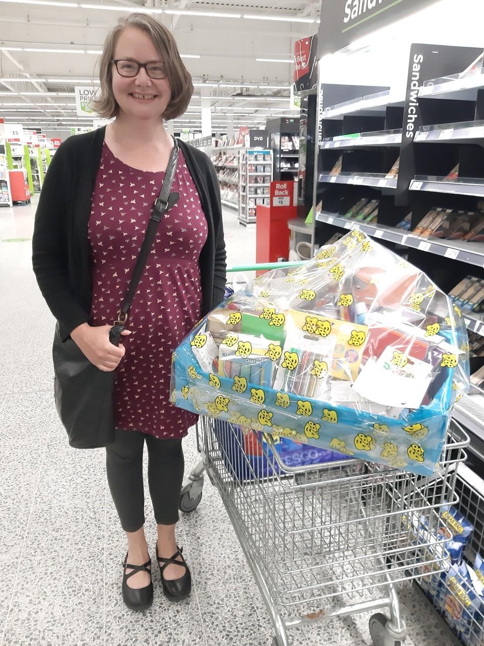 Donation to Laurencekirk Hub | Asda Portlethen