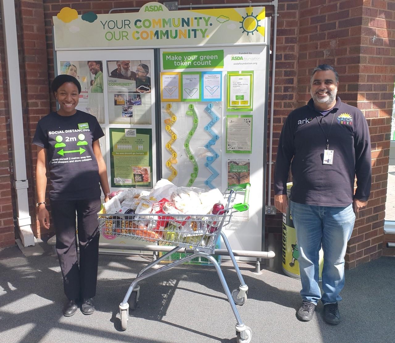 Food donation | Asda Killingbeck