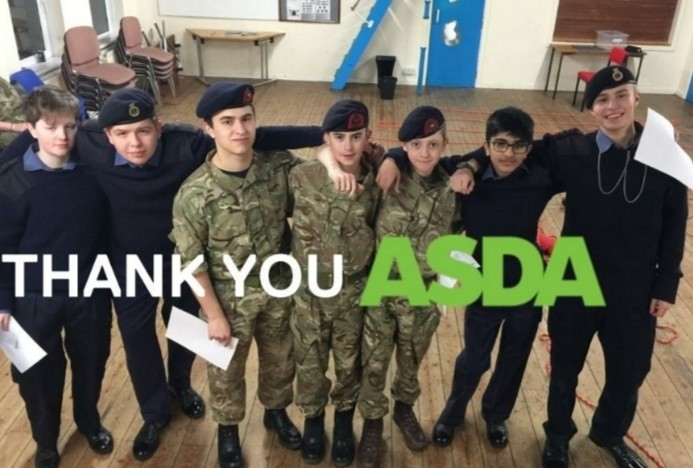 Thank you  | Asda Gosforth