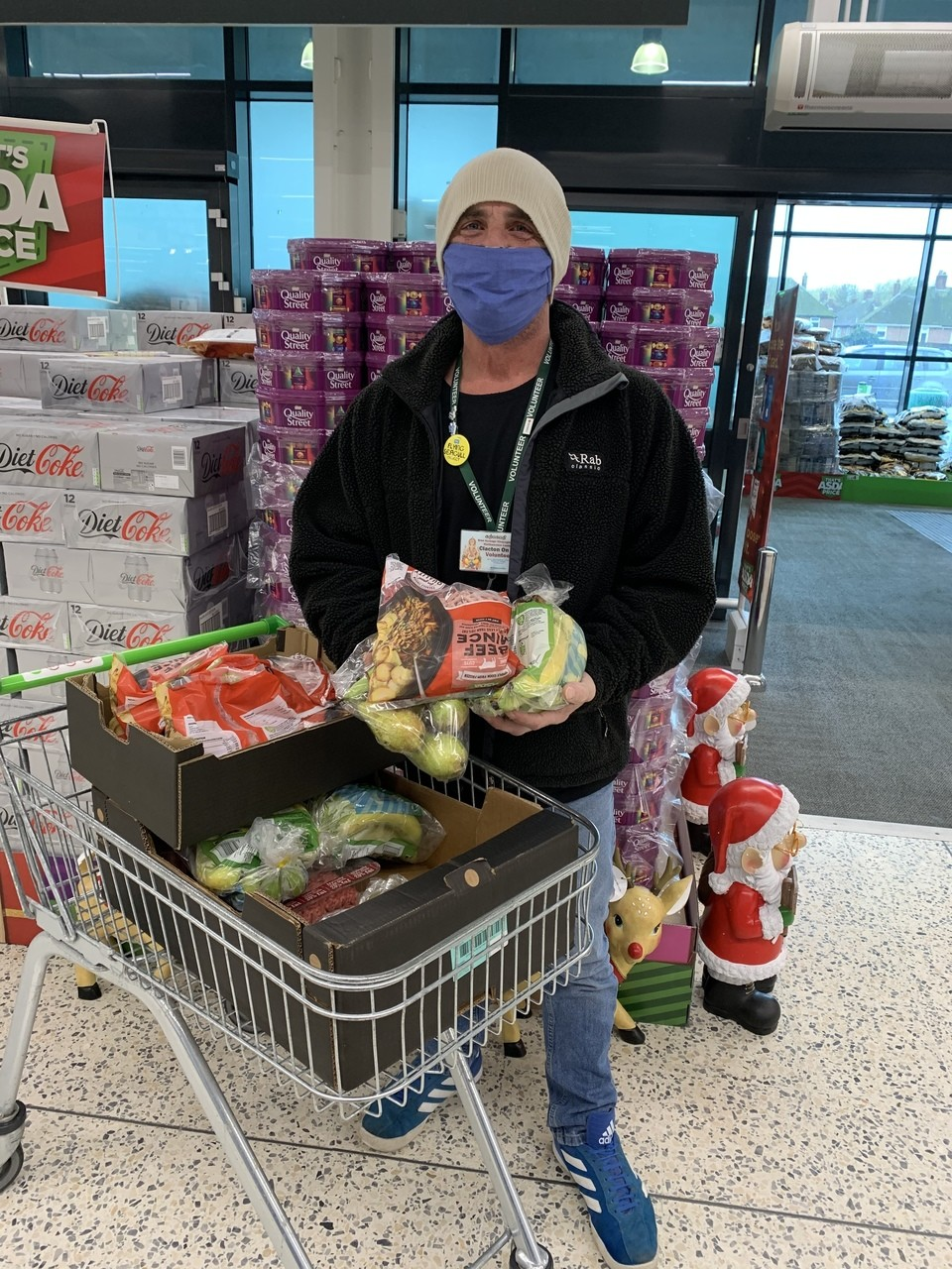 Donation to Jaywick Community and Resource Centre | Asda Clacton-on-Sea