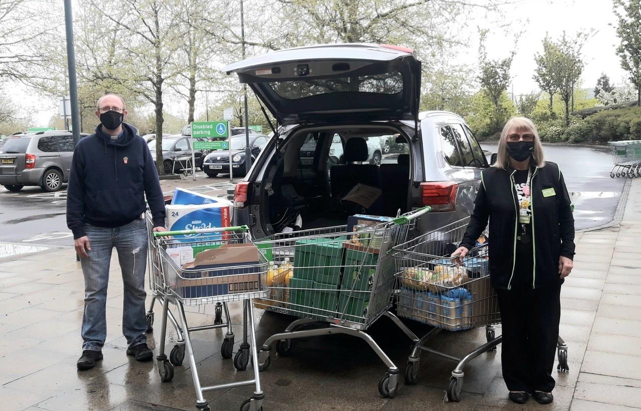 Supporting Community Grant | Asda Kingshill