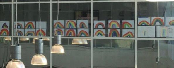 Rainbows Pictures sent in from St Anne's Primary School | Asda Longwell Green