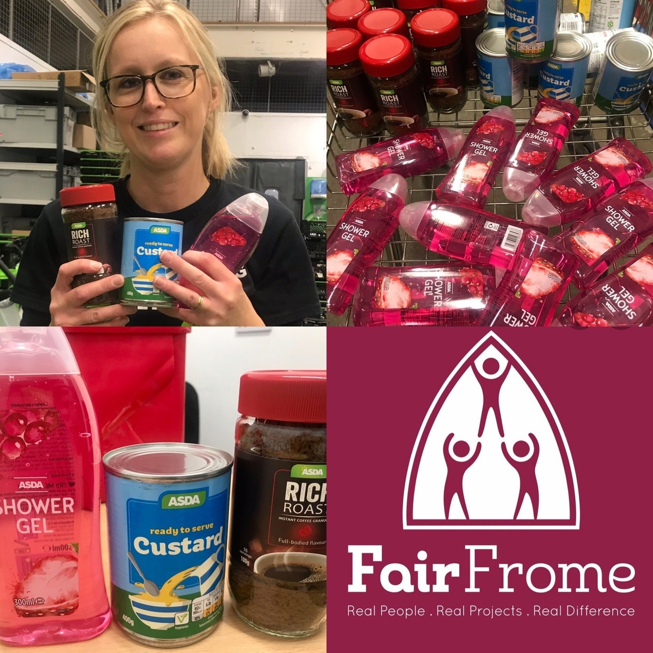 Supporting Fair Frome | Asda Frome