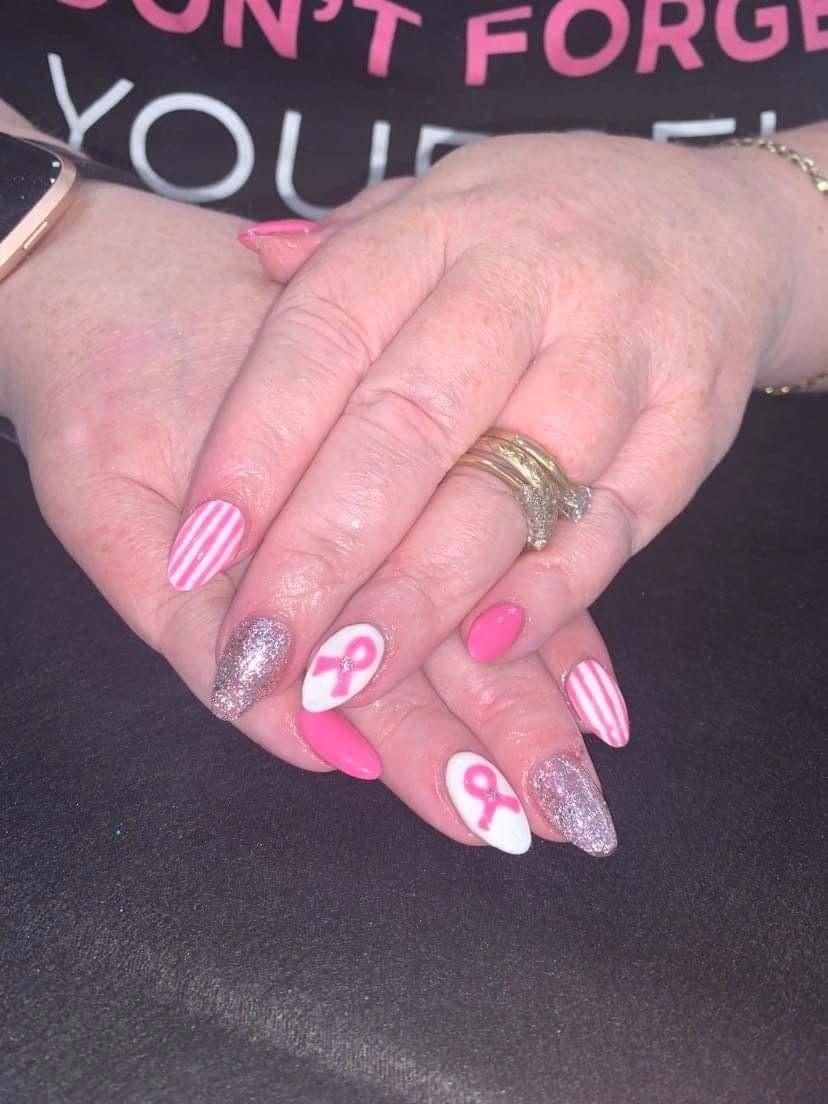 Tickled Pink support | Asda Dewsbury