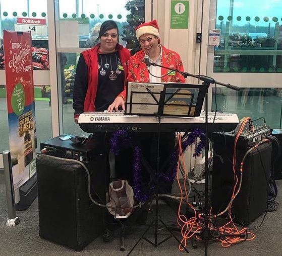 Derek at Asda Langley Mill
