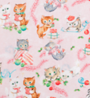 Asda Christmas cats bedding