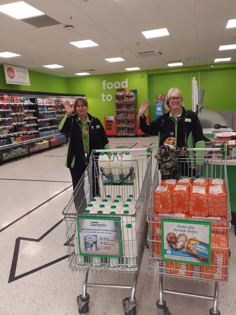 Helping our community | Asda Trafford Park