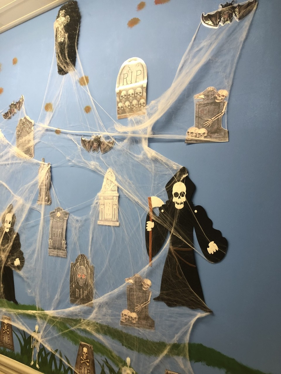 Spooky things going on in Asda Portadown  | Asda Portadown