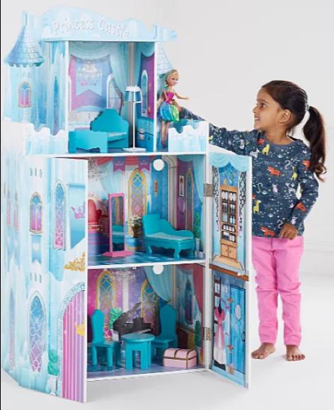 Wooden Toys 2019 - Princess castle