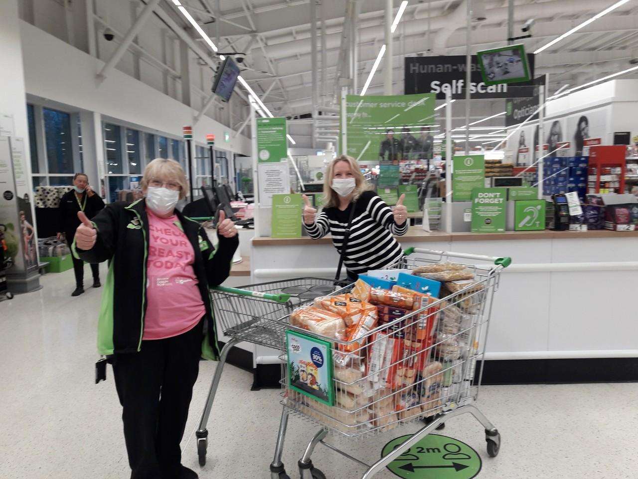Donations for local schools | Asda Queensferry