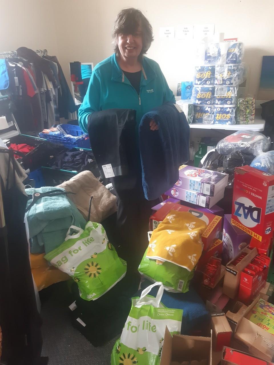Women's Aid Grant | Asda Kilkeel