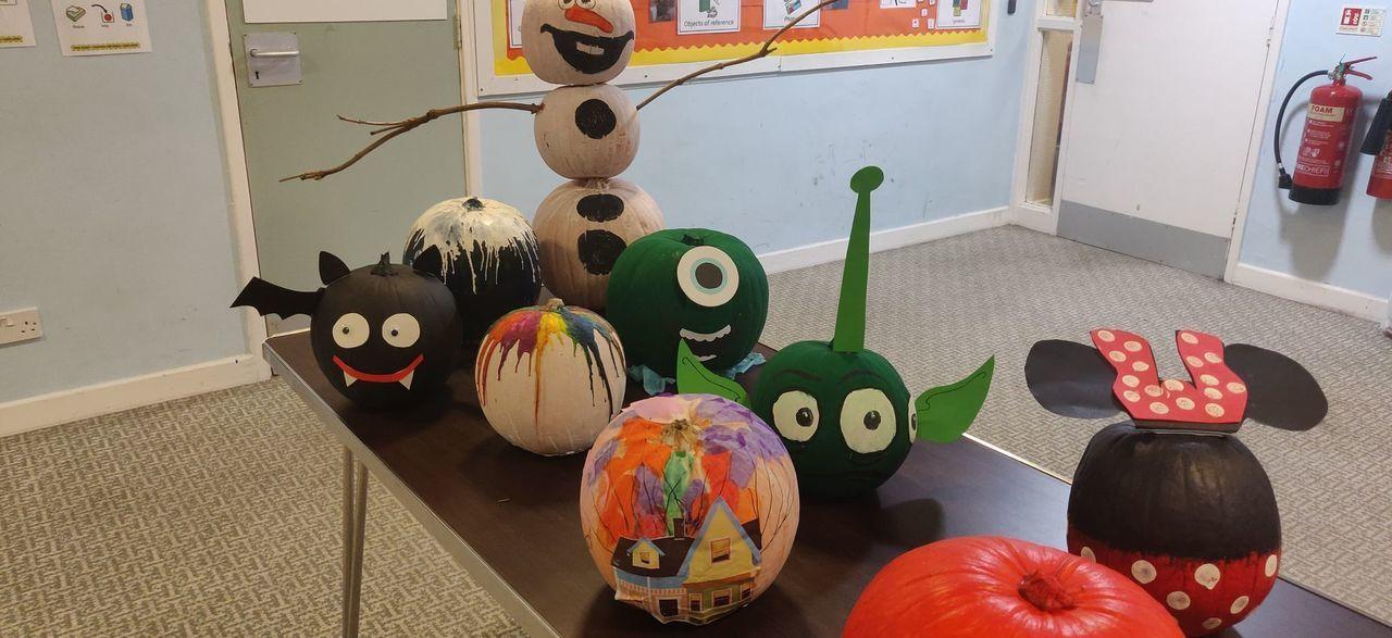 Spooky pumpkins | Asda Stowmarket