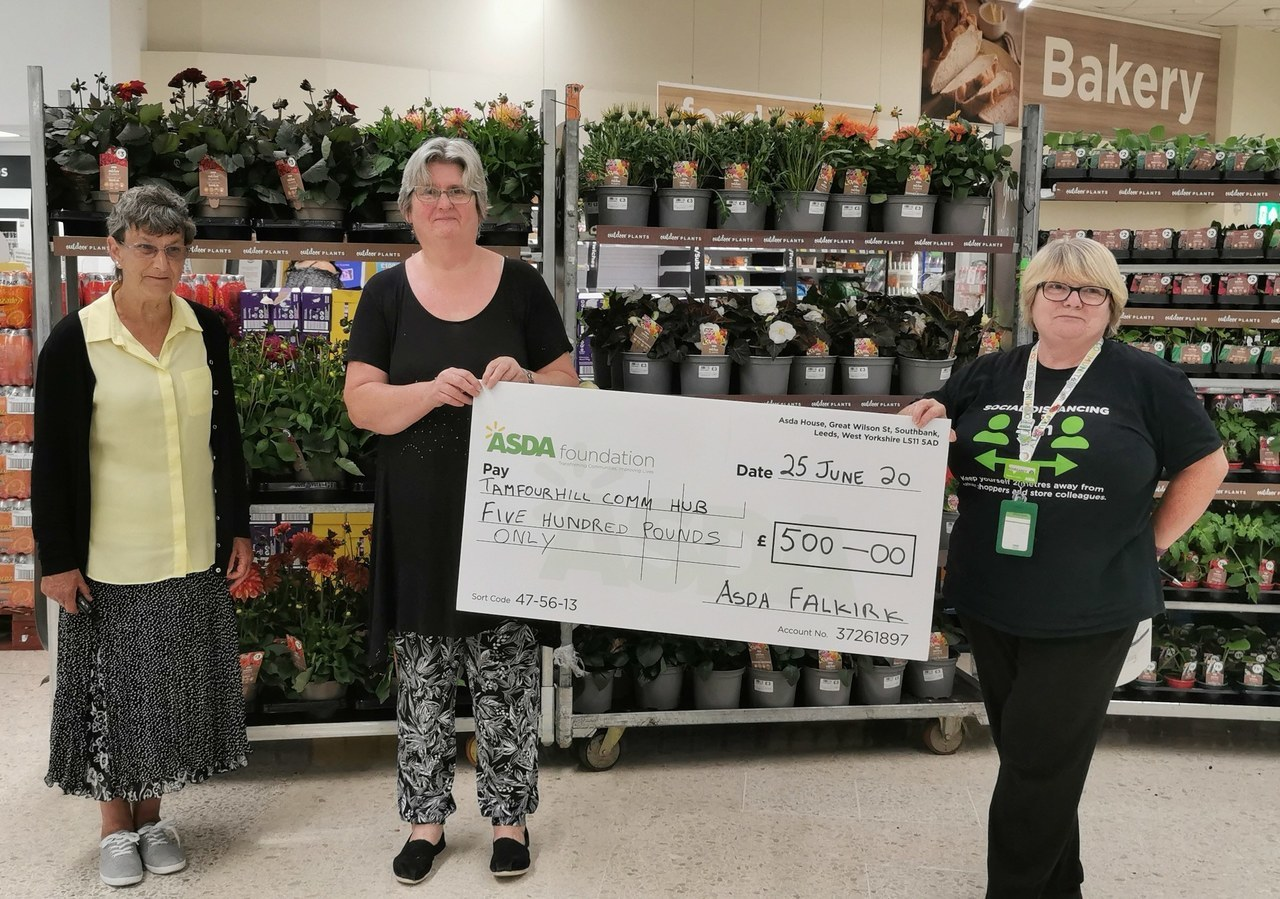 Healthy Holiday Grant | Asda Falkirk