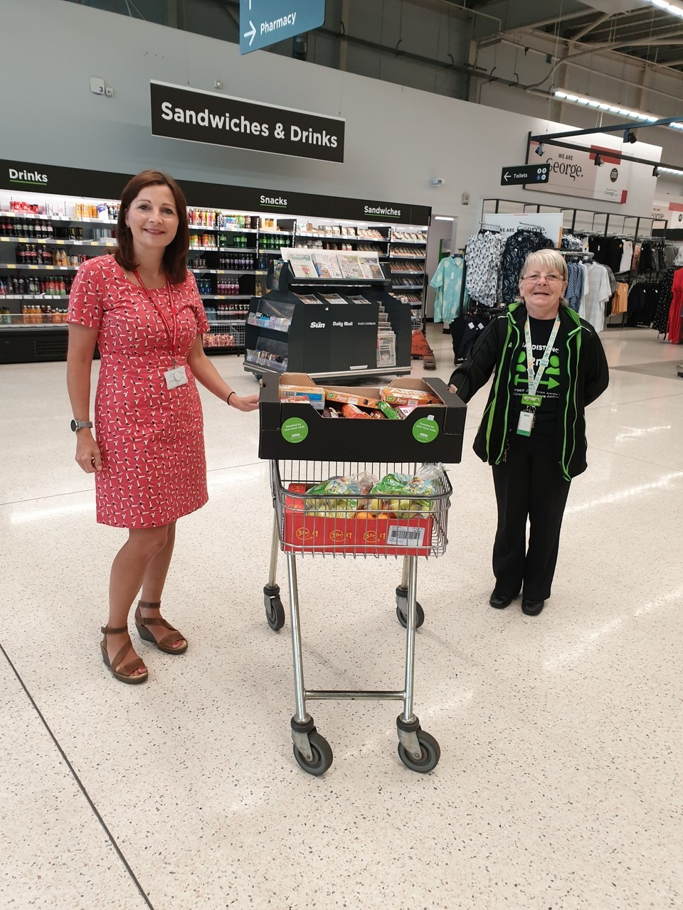 Support for local primary school  | Asda Hereford