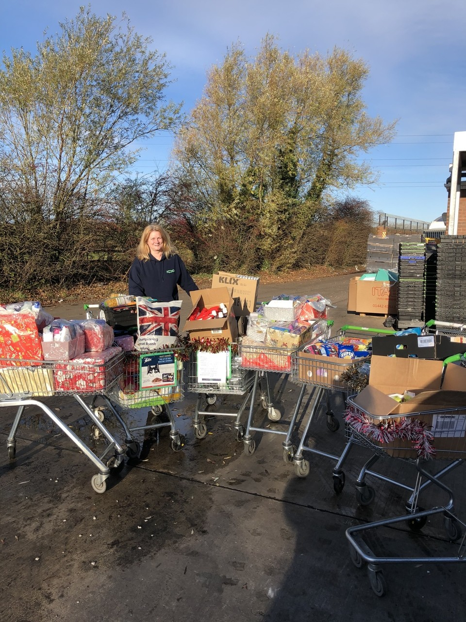 It's Our Day charity donations | Asda Wakefield