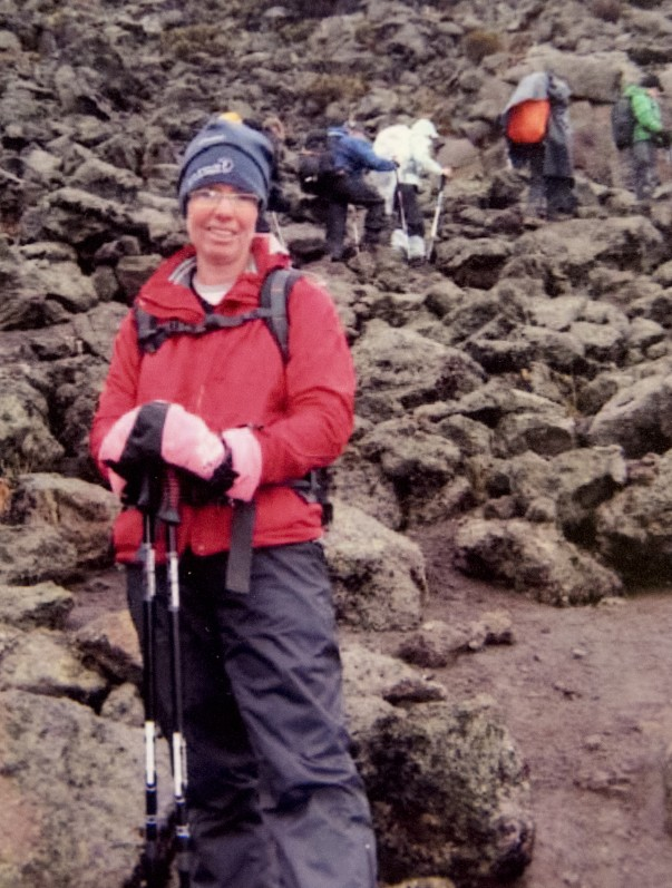 Asda Nuneaton community champion Denise climbing Kilimanjaro for charity