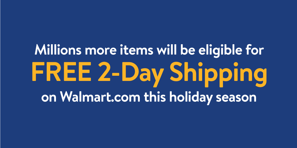 Marketplace Free Two-Day Shipping Graphic