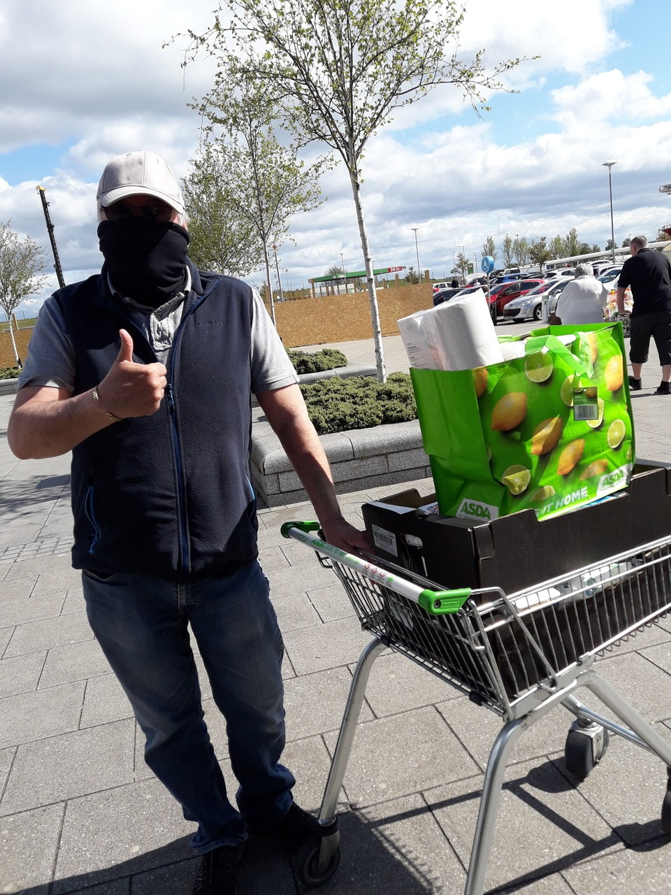 Supporting communities | Asda Leith