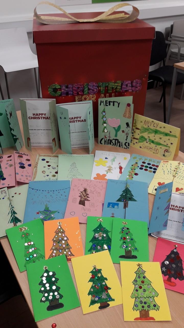 Christmas Card Creations | Asda Darlington