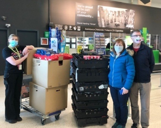 Helping our community | Asda Glenrothes