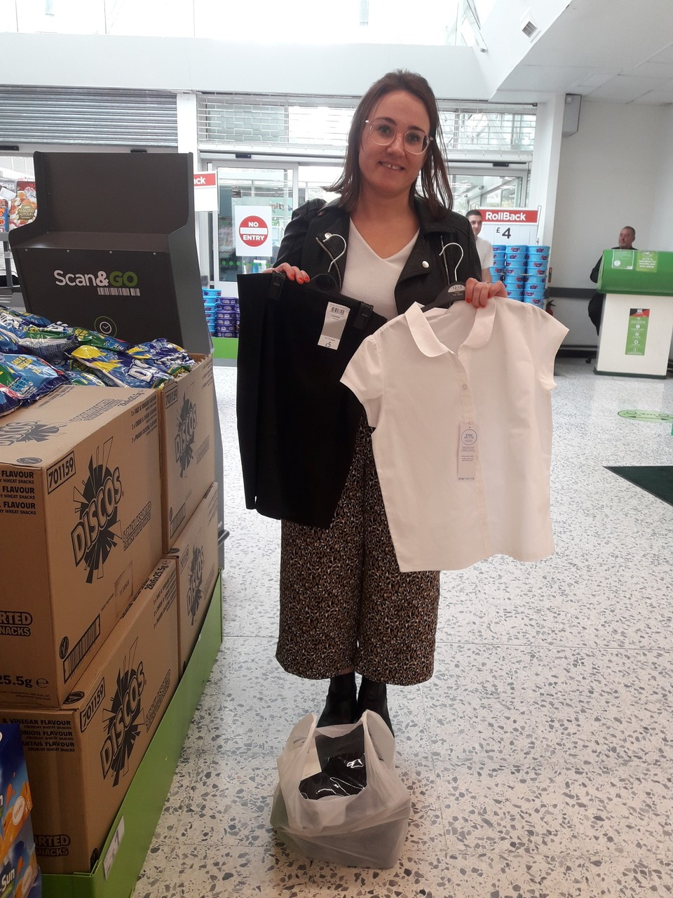 We have helped three families  | Asda Newport