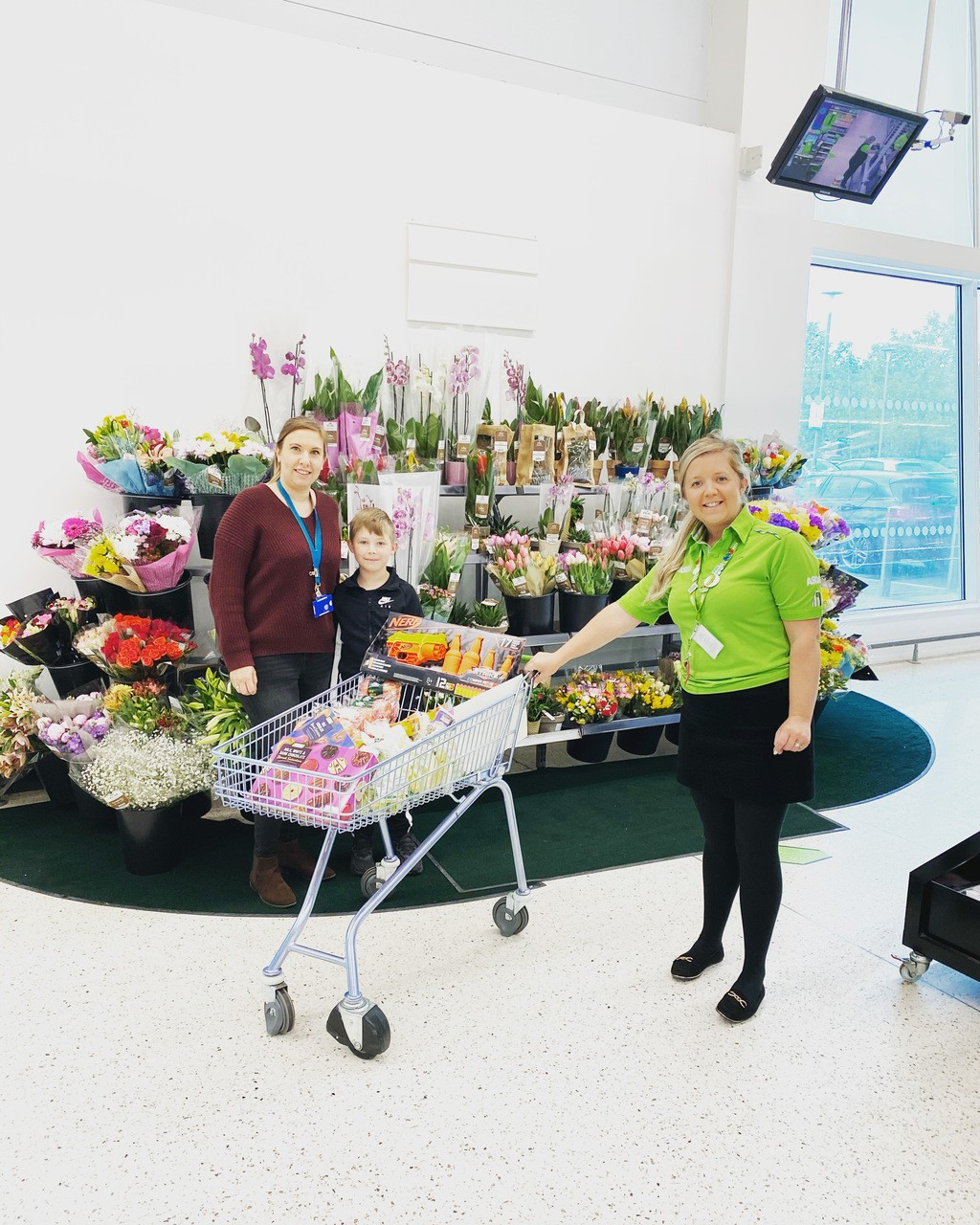 Donations for keyworkers | Asda Rugby