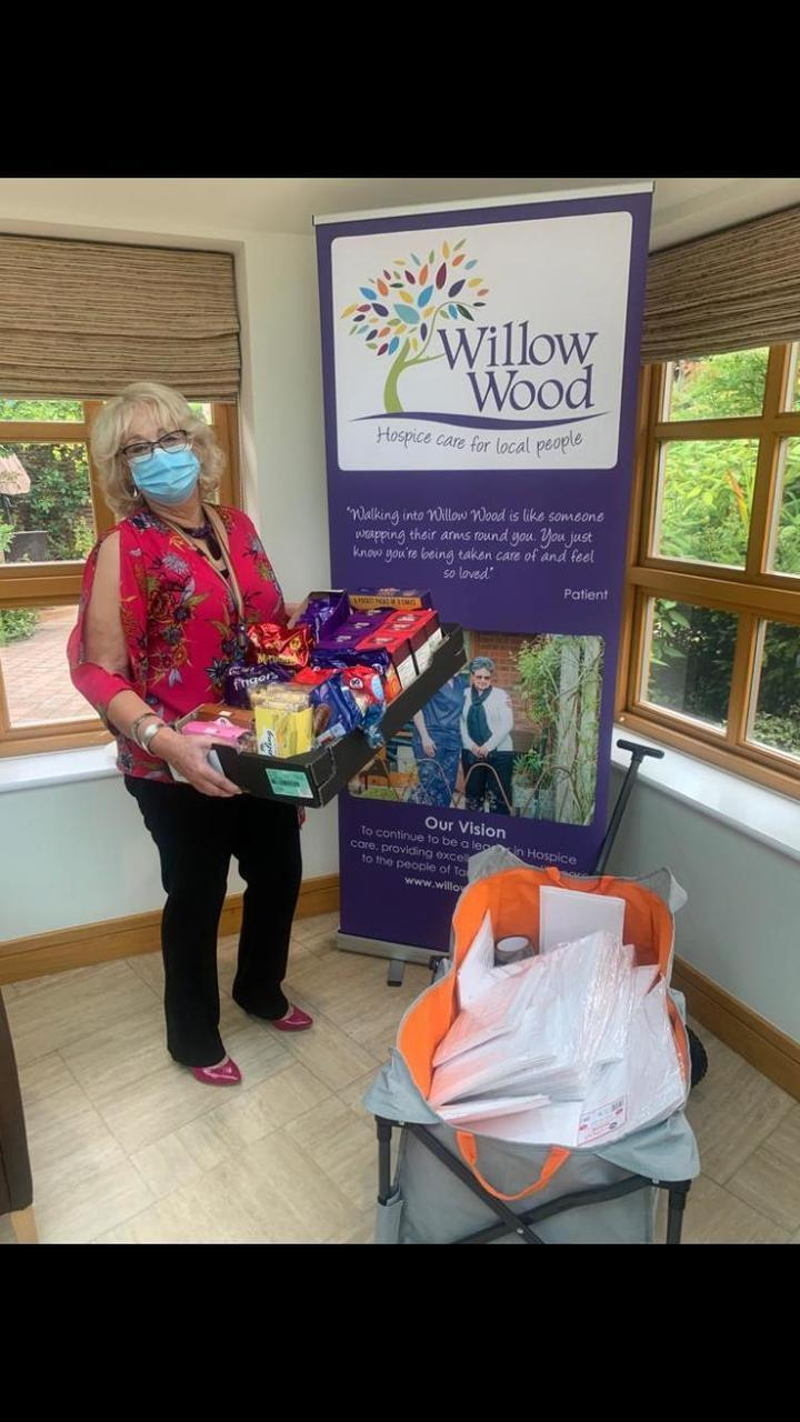Asda Ashton help Willow Wood Hospice | Asda Ashton