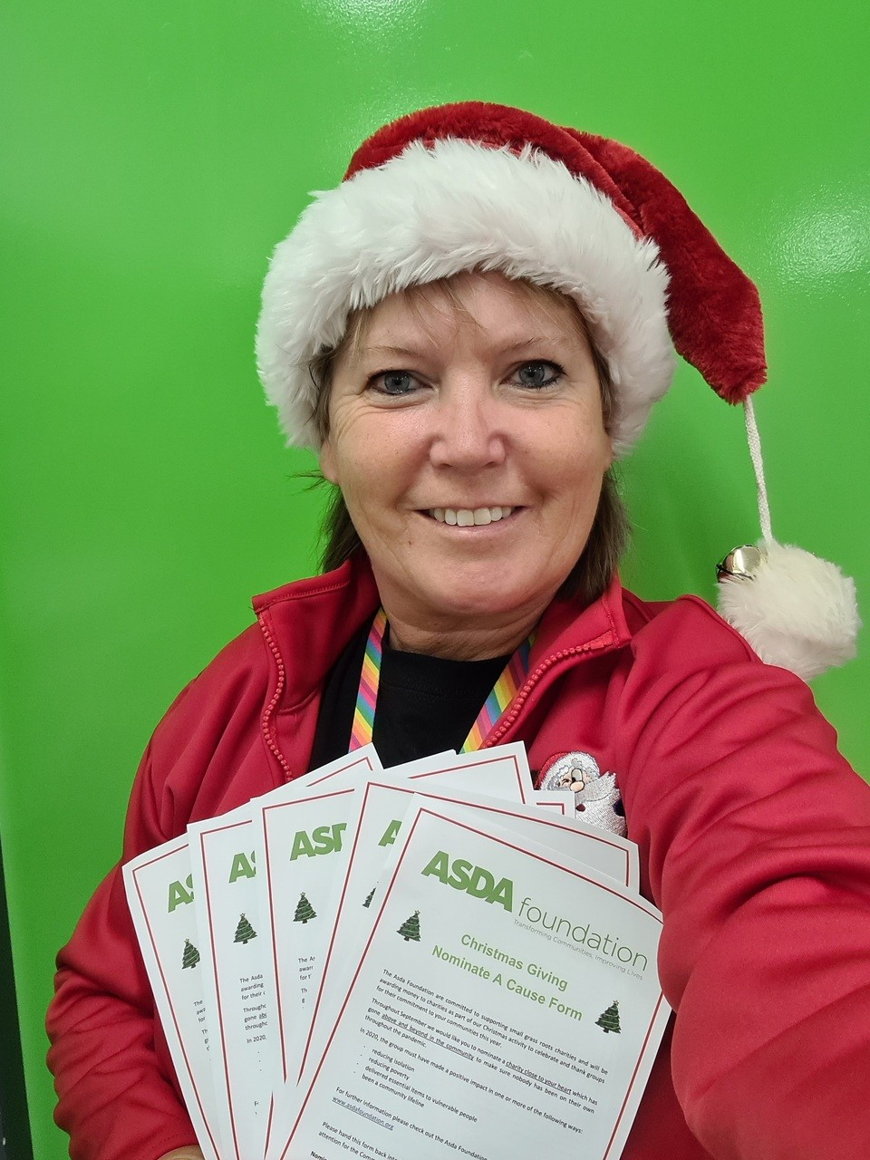 Christmas Giving – send in your nomations | Asda Newport Isle of Wight