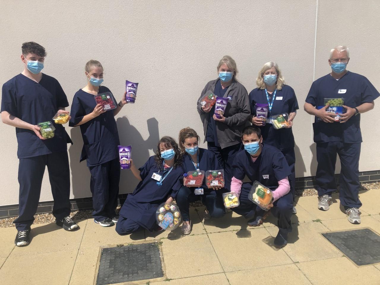 Celebrating National Nurses Day | Asda Eastbourne