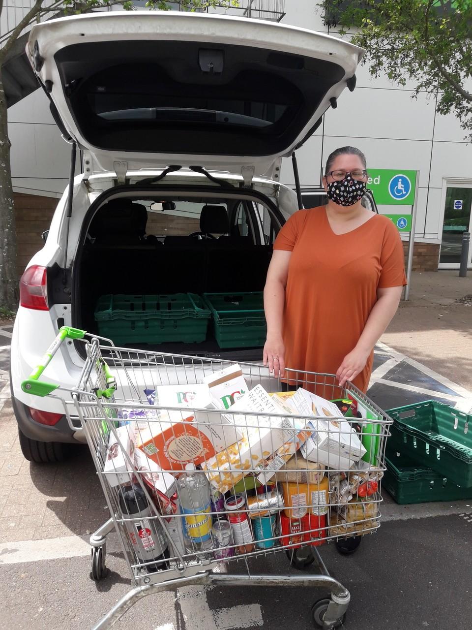 Fight Hunger Create Change | Asda Kingshill