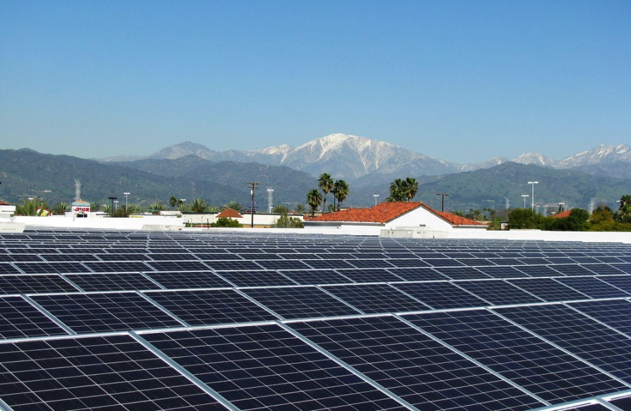Global Responsibility Blog Hero: Solar Panels