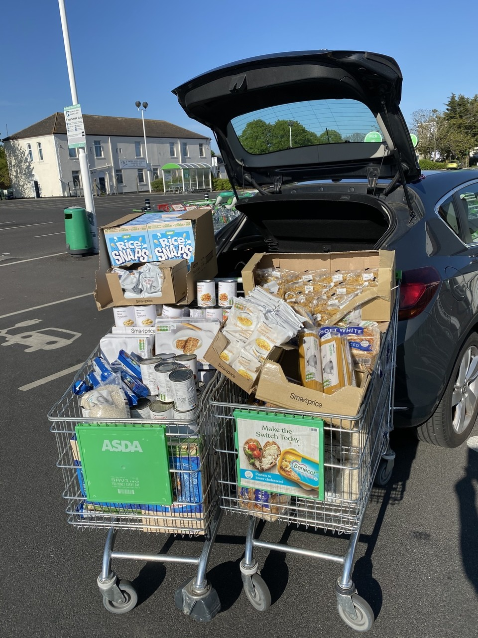 Great acts of kindness | Asda Gosport