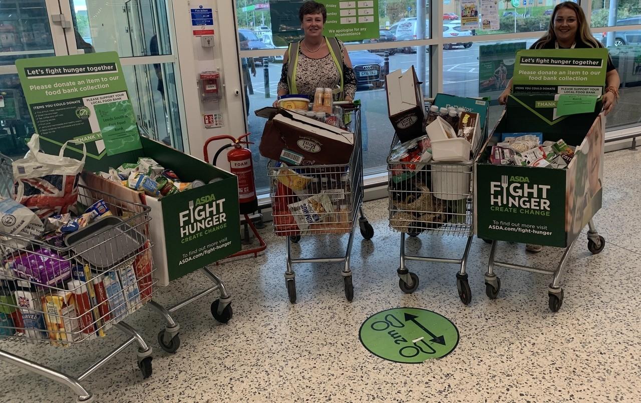 Fight Hunger Create Change | Asda Middleton