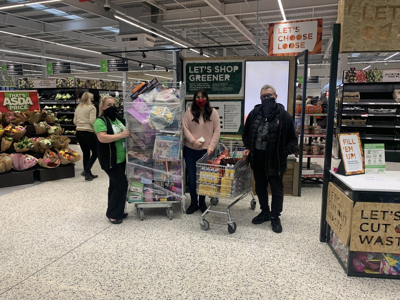 Supporting children in our community   Asda Middleton