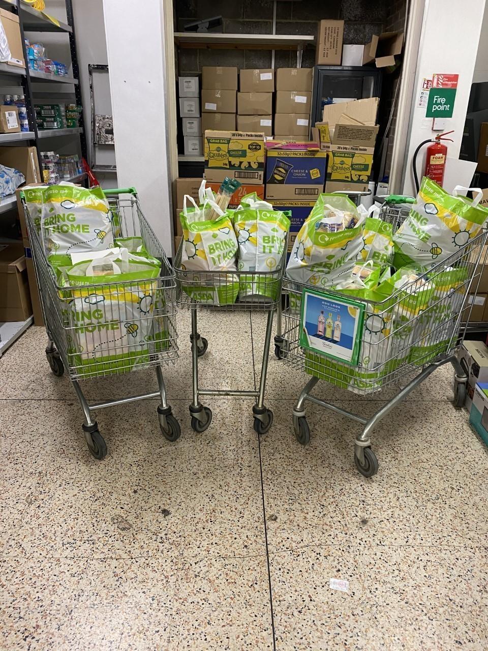 Donations to Cookridge primary school | Asda Adel
