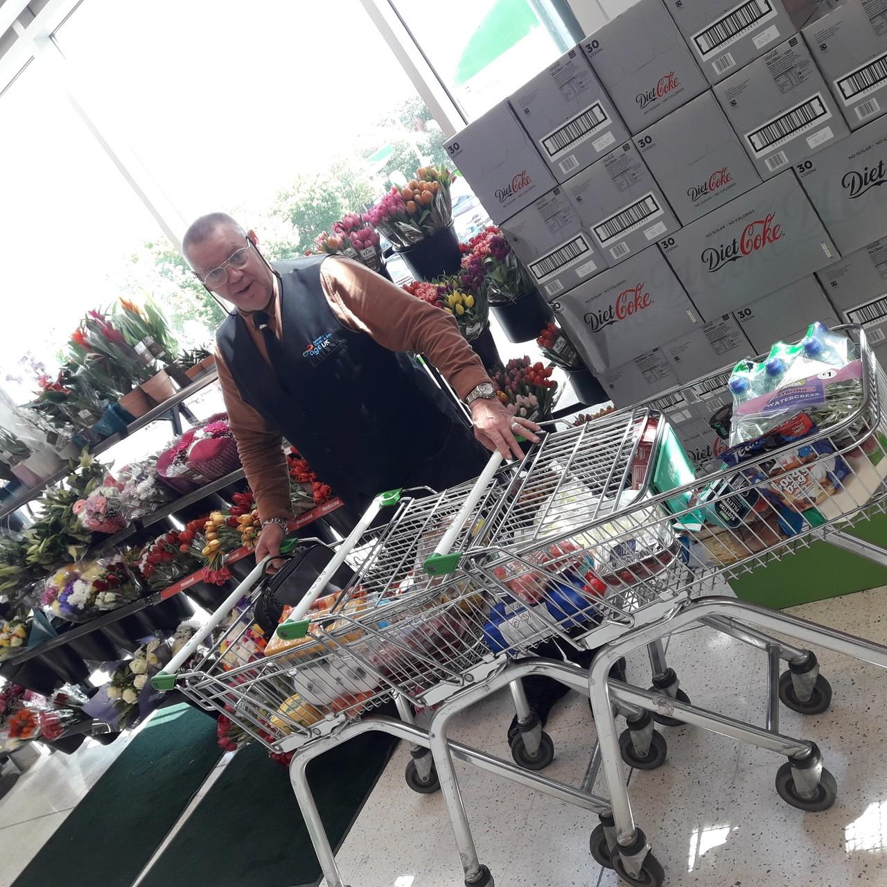 Shopping for Age UK | Asda Bodmin