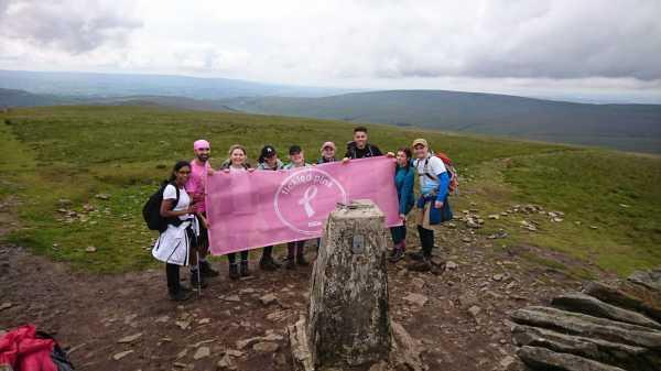 Media Team Yorkshire Three Peaks