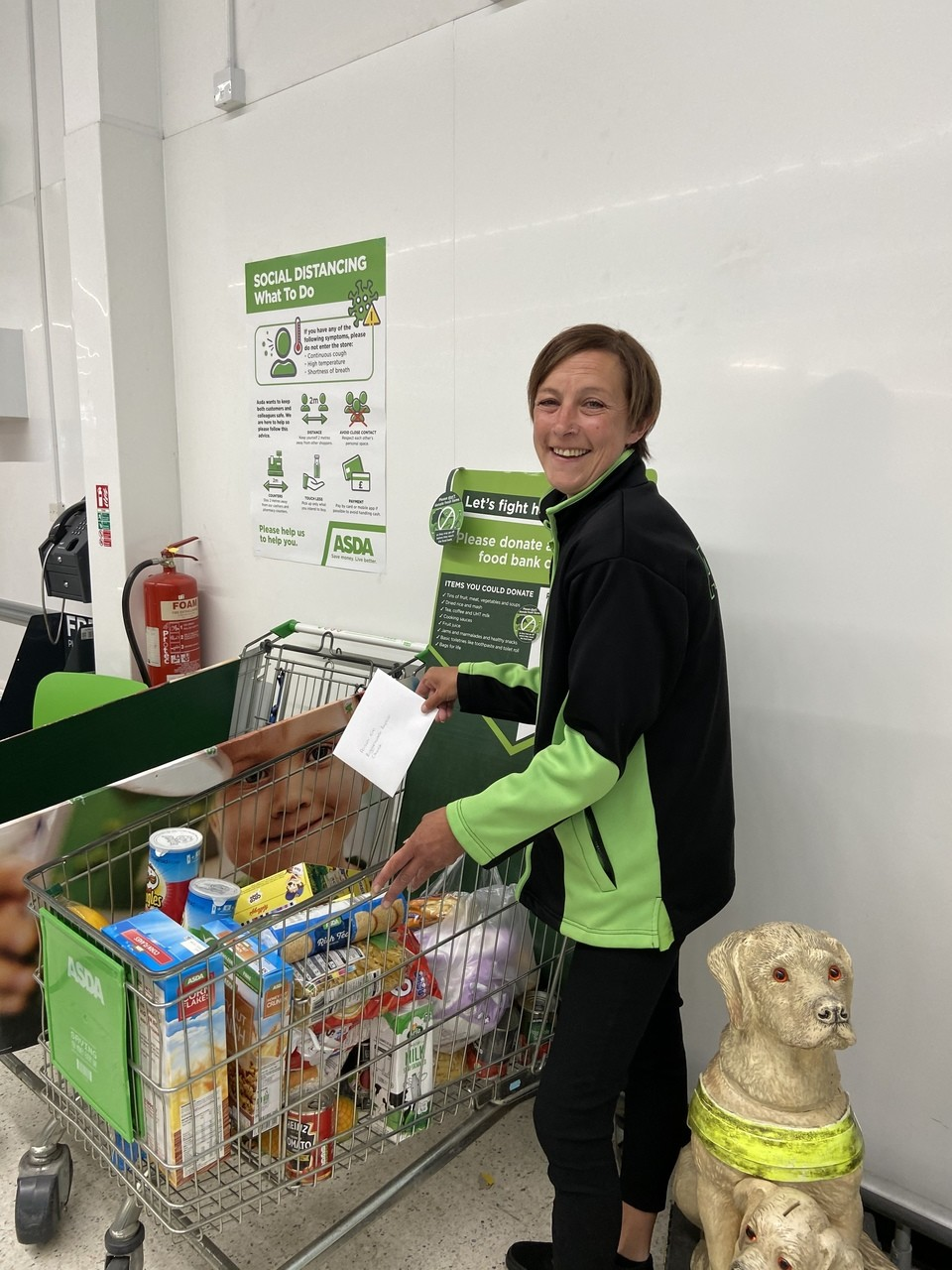Asda Biggleswade say Thank You.  | Asda Biggleswade