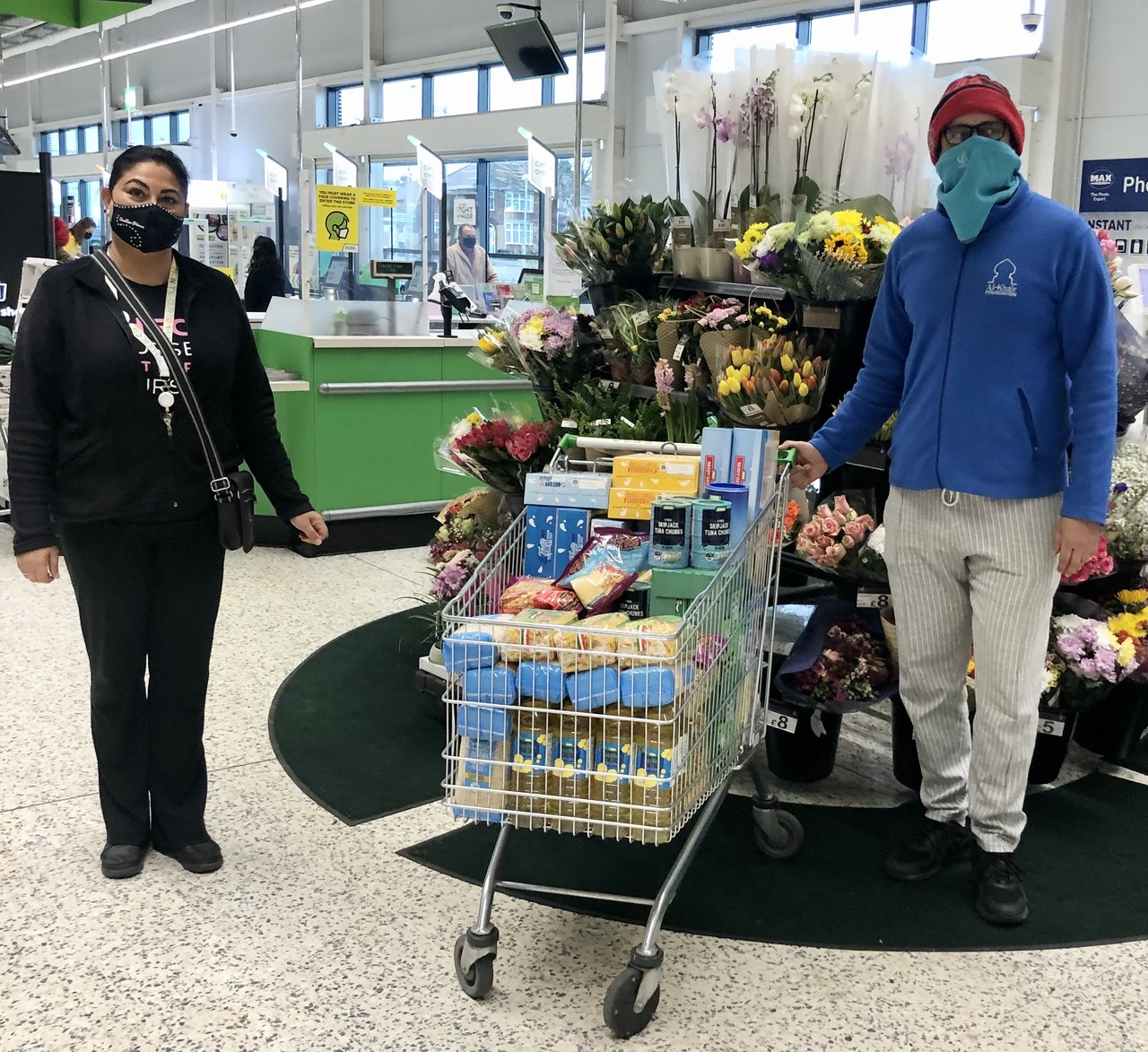 Helping the Community  | Asda Leicester Abbey Lane