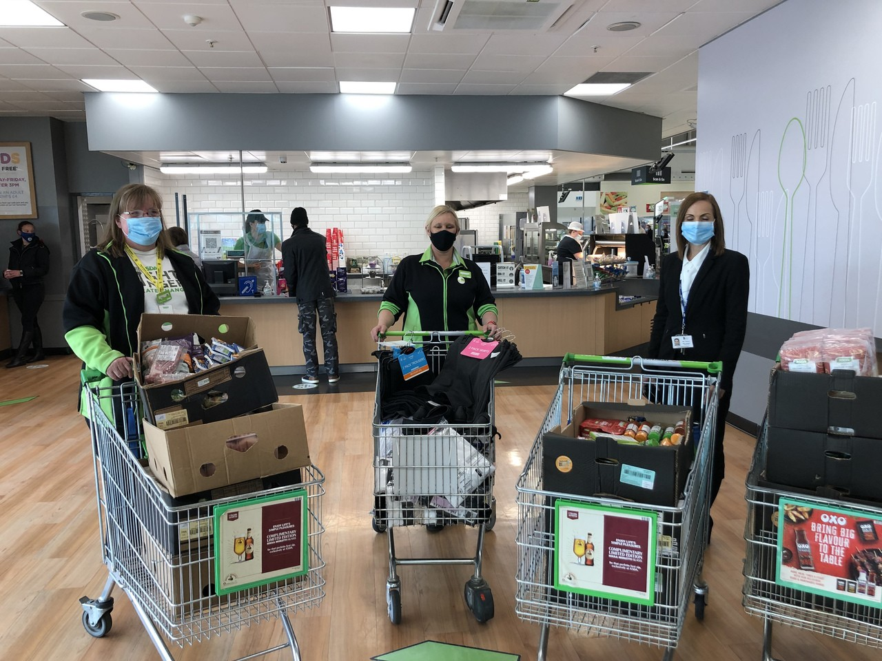 Supporting our local schools | Asda Derby