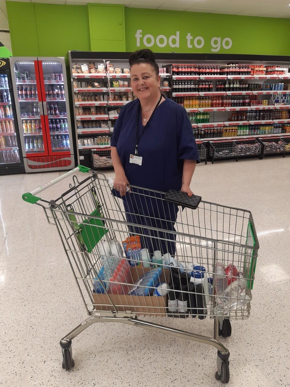 Care home donations | Asda Trafford Park
