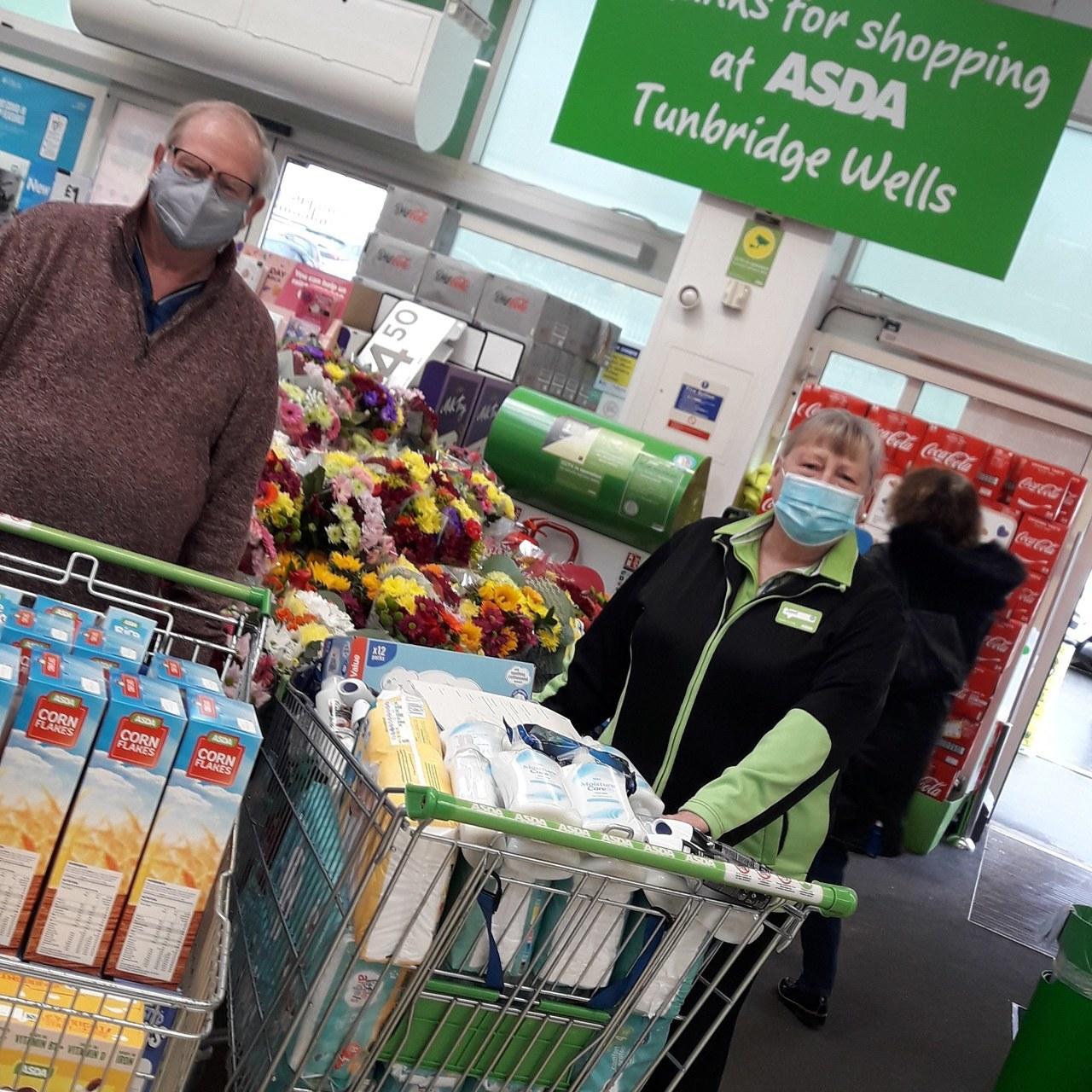 Helping the community | Asda Tunbridge Wells
