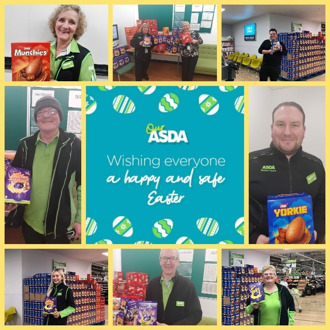 Happy Easter from Bonnie Blantyre | Asda Blantyre