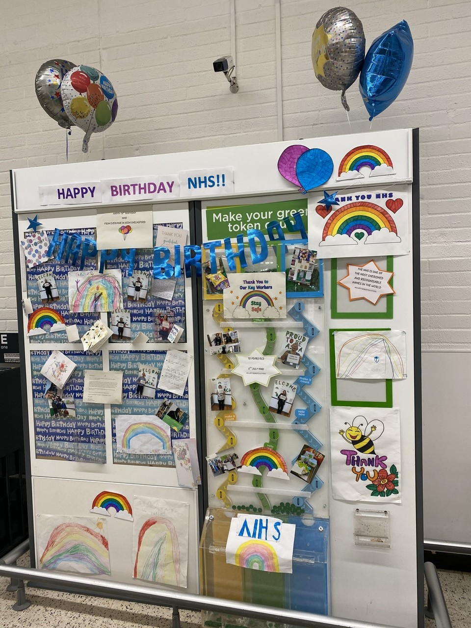 Happy 72nd Birthday to the NHS | Asda Chelmsford