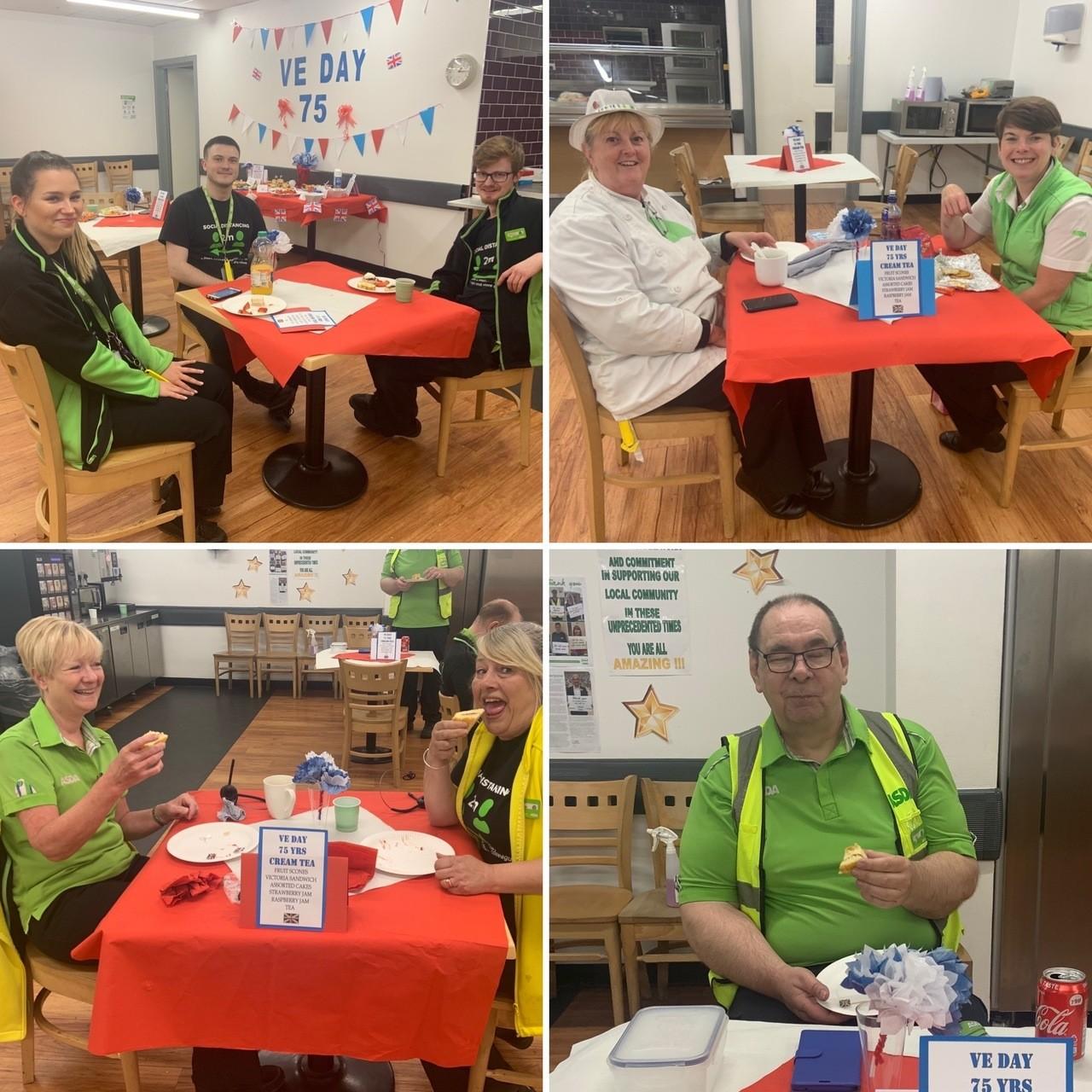 VE Day at Sittingbourne | Asda Sittingbourne